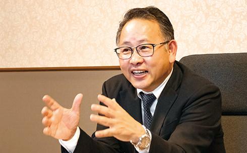 株式会社三共建設 代表取締役 中島竜作